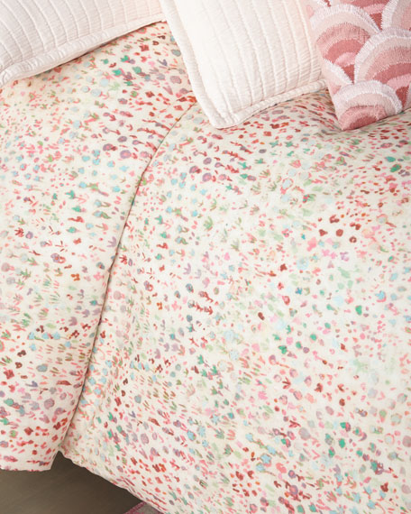 Pine Cone Hill Jardin Twin Duvet Cover