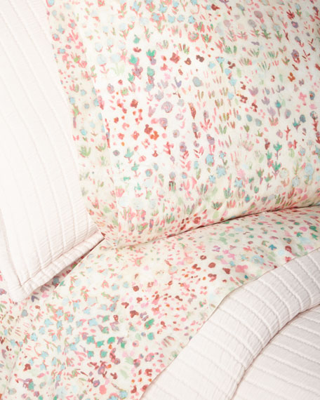 Jardin Queen Sheet Set