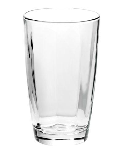 Optical Clear High Ball Glass