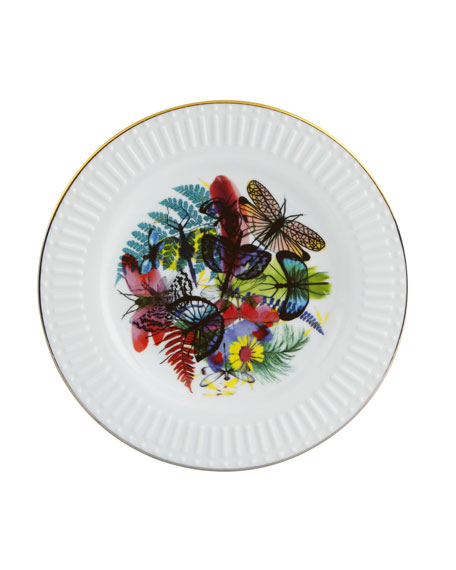 Christian Lacroix Caribe Dessert Plate