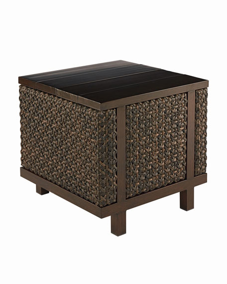 Greenwich Outdoor Rectangle End Table