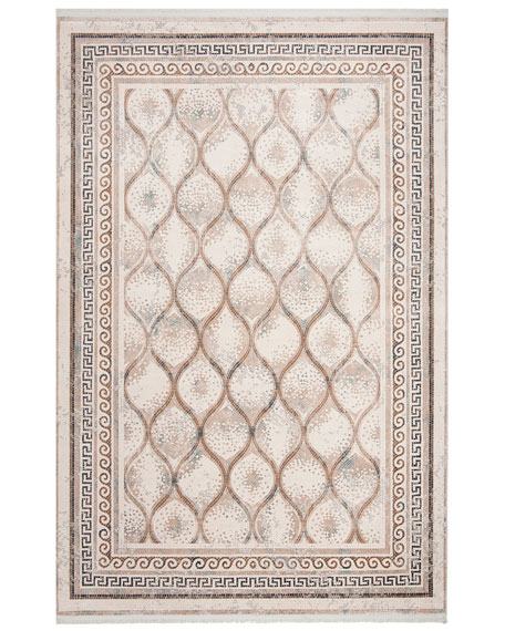 Alexia Power-Loomed Rug, 4' x 6'