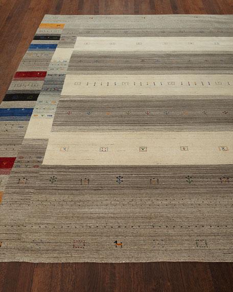 Aviane Hand-Loomed Rug, 9' x 12'