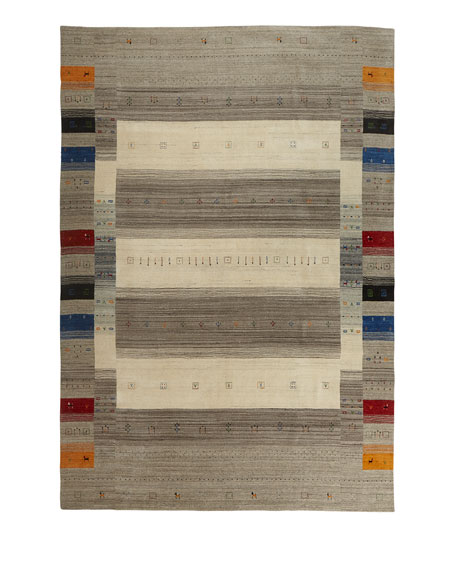 Aviane Hand-Loomed Rug, 8' x 10'