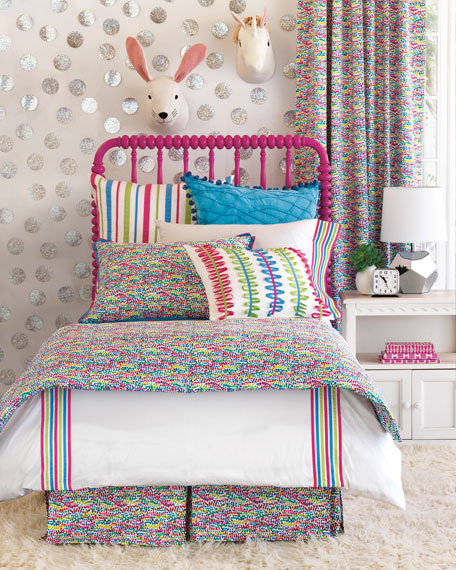 Gigi King Duvet Cover