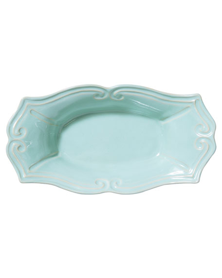 Incanto Stone Baroque Medium Au Gratin, Aqua