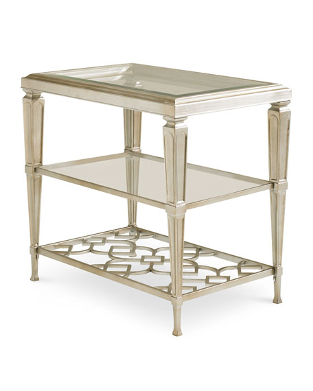 Ellerie 3-Level Side Table
