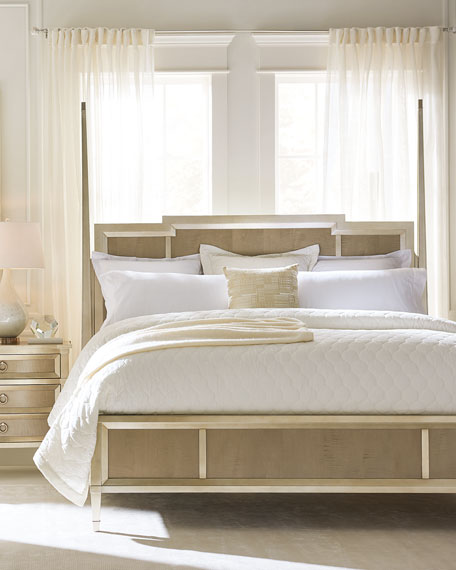 Jasmine King Poster Bed