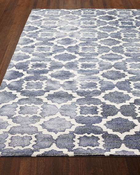 Dash & Albert Rug Company Reeve Hand-Knotted Runner,