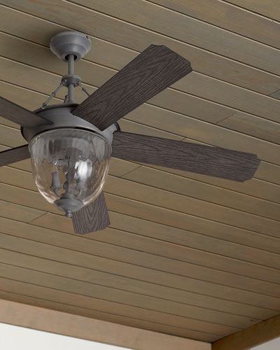 Knightsbridge Indoor/Out Ceiling Fan, 52