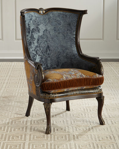Bon Dominick Wing Chair