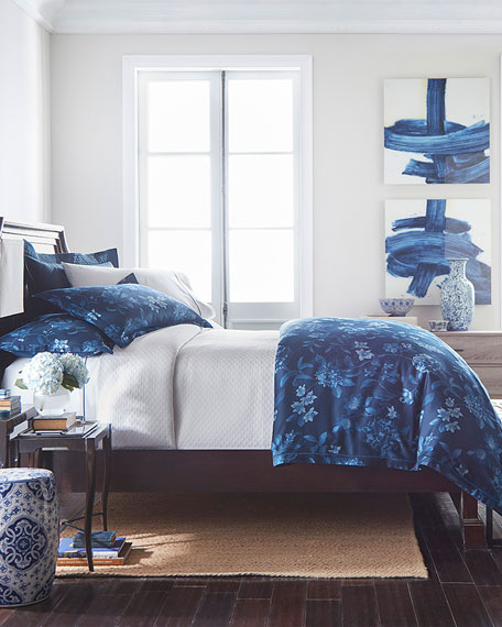 Peacock Alley Veronica Queen Duvet