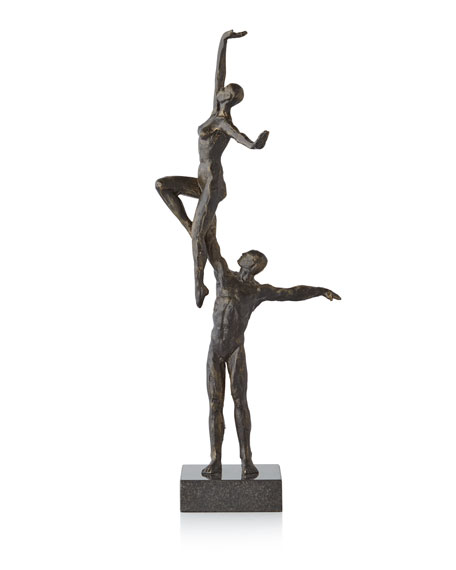 Dancers Right-Arm Lift Sculpture