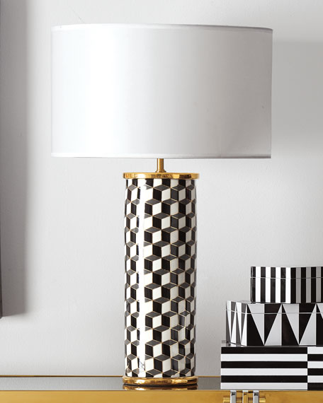 Carnaby Lamp, Black
