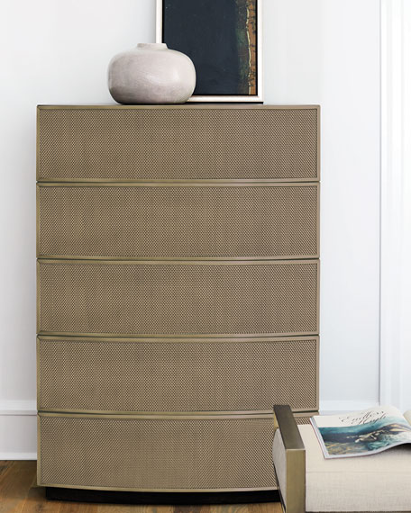 Bernhardt Profile Tall 5-Drawer Chest