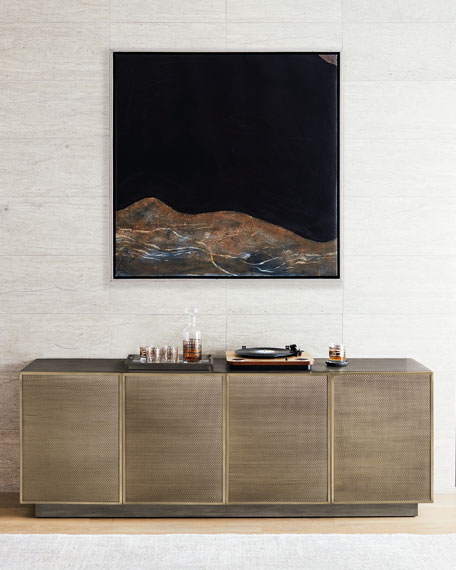 Bernhardt Profile Entertainment Console