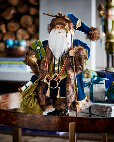 Woodlands Santa Figure, 18