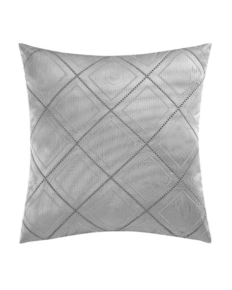 "Edienne Decorative Pillow, 20""Sq."