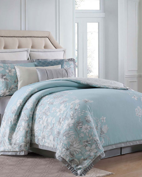 Molani 4-Piece King Comforter Set