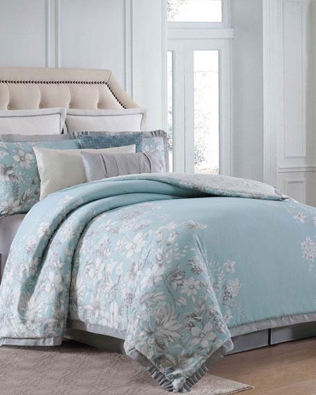 Molani 4-Piece California King Comforter Set
