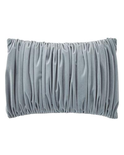 Florence Velvet Oblong Pillow