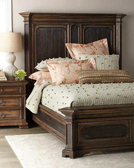 88f9d4532e6c46 Hooker Furniture Casella Queen Mansion Bed