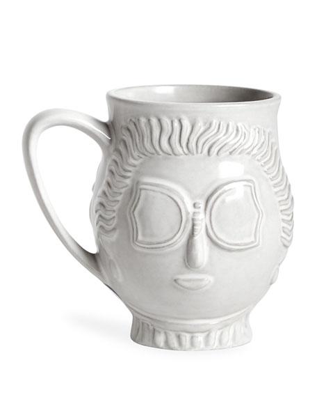 Utopia Eye-Con Iris Guggenheim Mug