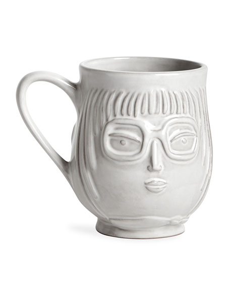 Utopia Eye-Con Mr. and Mrs. Turk Mug