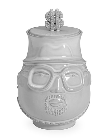 The Hip Hop King Canister