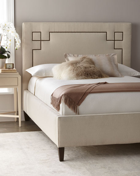 Gavin Upholstered King Bed