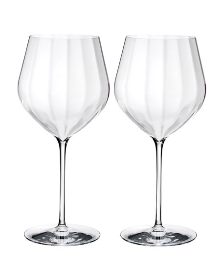 Elegance Optic Cabernet Sauvignon, Set of 2