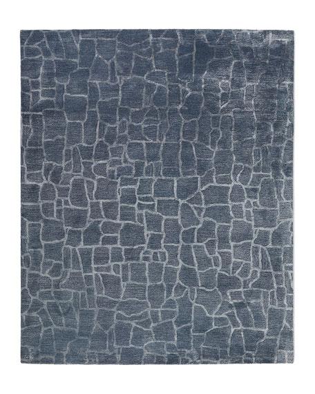 Tarelton Hand-Tufted Rug, 4' x 6'