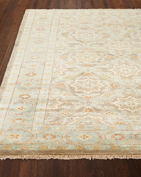 "Sebastian Hand-Knotted Rug, 5'9"" x 8'9"""