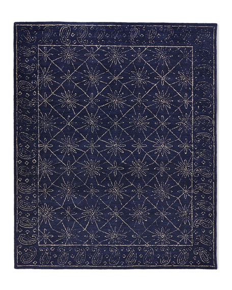 Stephano Hand-Tufted Rug, 7.6' x 9.6'