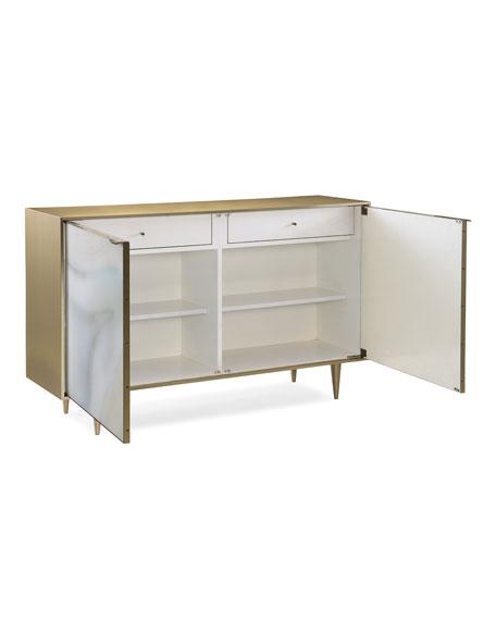 Extrav-Agate Cabinet