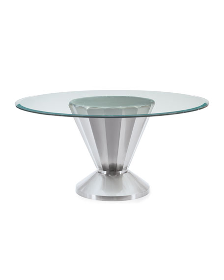 See Scallops Dining Table