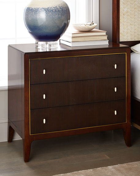 Reed At Night Night Stand