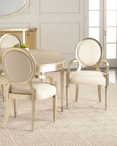 May I Join You? Host Chairs  Set of 2
