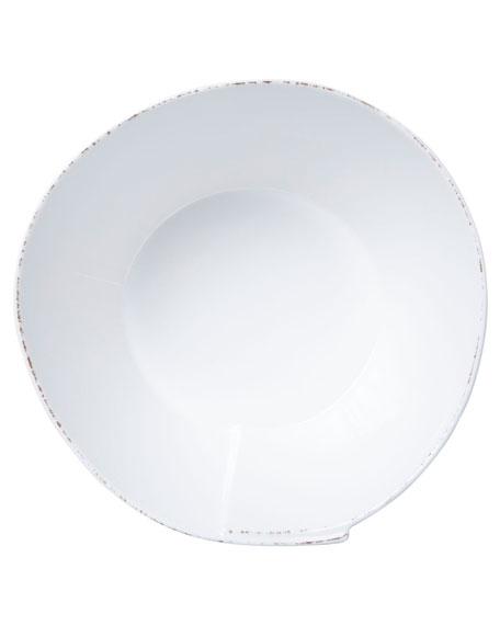 Melamine Lastra Large Stacking Serving Bowl