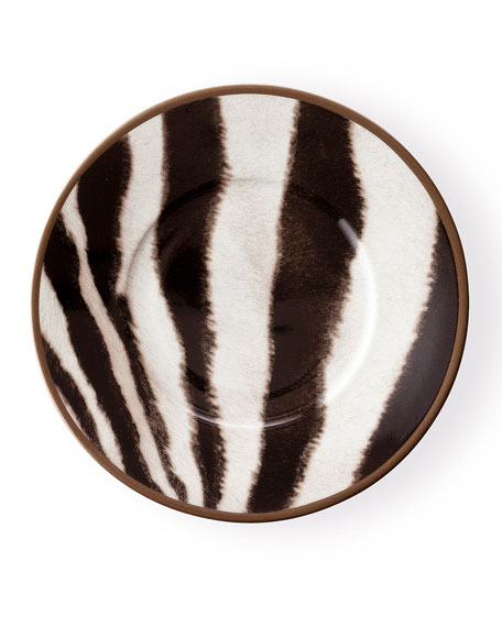 Kendall Zebra Tea Cup and Saucer