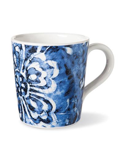 Cote D'Azur Floral Mug