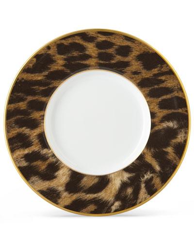 Hutchinson Leopard Saucer