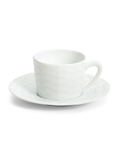 Belcourt Tea Cup and Saucer