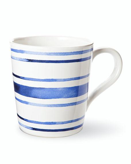 Cote D'Azur Stripe Mug