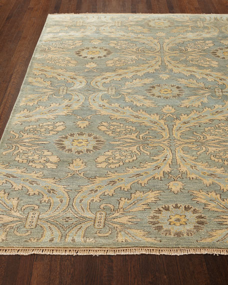 "Monika Hand-Knotted Rug, 7'9"" x 9'9"""