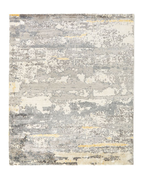 Hector Hand-Knotted Rug, 8' x 10'