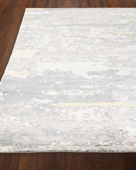 Hector Hand-Knotted Rug, 9' x 12'
