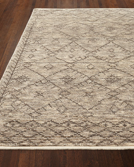 Maksym Hand-Knotted Rug, 7.6' x 9.6'