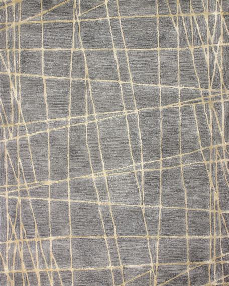 Bane Hand-Tufted Rug, 8.6' x 11.6'