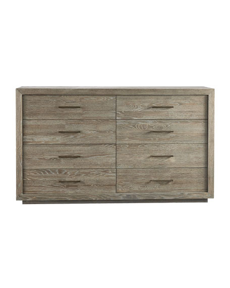 Capraia Eight-Drawer Dresser